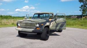 jeep j truck jeep j 20 4x4 truck 8 bed heavy duty for sale photos technical