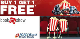 bookmyshow offer buy 1 get 1 movie ticket offer at bookmyshow com offersbiz
