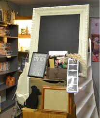 chalkboard lettering event country design style
