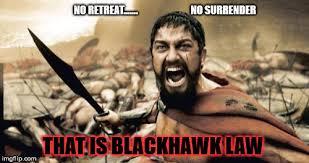 Blackhawk Memes - sparta leonidas meme imgflip