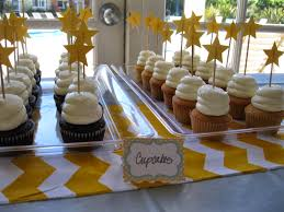 Yellow And Grey Baby Shower Theme So There Hosting A Baby Shower