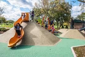 playground design riis park playground design in chicago