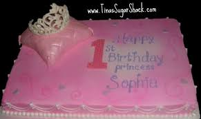 1st birthday princess sheet cake u2013 my site