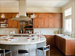 kitchen best paint color with cherry cabinets walnut kitchen