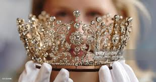 tiara collection royal jewellery pictures getty images