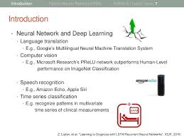 Pattern Recognition And Machine Learning Epfl | hybrid neural networks for time series learning by tian guo epfl s