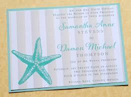free beach wedding invitations templates ideas