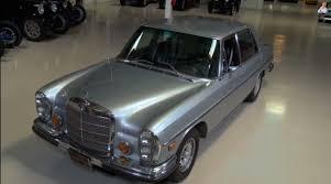 classic mercedes sedan jay leno u0027s 1972 mercedes benz 300 sel 6 3 fans u0027 choice