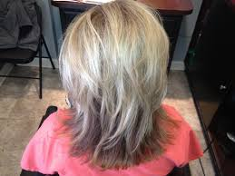 lowlights for gray hair betsy hyman added highlights and