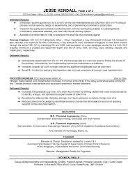 Sample Resume For Chemical Engineer by It Process Engineer Sample Resume Haadyaooverbayresort Com