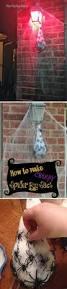Halloween Spider Lights by 30 Diy Spooky Halloween Lights Hative