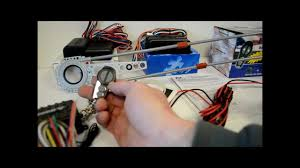 car alarm power window roll up modules wiring u0026 installation
