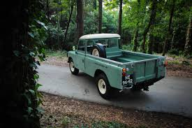 old land rover truck this vintage land rover stage one v8 u003d the perfect adventuremobile