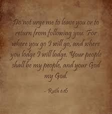 7 bible verses book ruth powerful bible verses