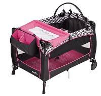 Playpen With Changing Table And Bassinet Choosing The Best Portable Crib 2017 Travel Crib Reviews