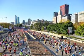Bank Of America Map by Chicago Marathon Wikipedia Bank Of America Chicago Marathon Oct