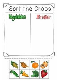 themes in the education of little tree fruits and vegetables preschool theme week preschool themes