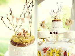 woodland cake toppers 10 birthday cake toppers tinyme