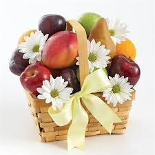sympathy fruit baskets all fruit basket for sympathy in suffern ny petals and stems