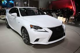 lexus isf production numbers all new 2014 lexus is brings promises of entertaining driving dynamics