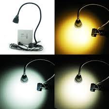 amber led book light led desk l 220v 110v led reading book light eye protecting light