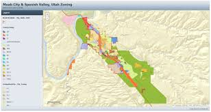Map Of Utah Cities by Moab Ut Official Website City Maps