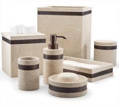 Baroque Bathroom Accessories Stone Bath Accessories Foter