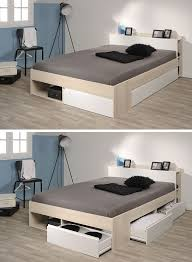 Low Platform Bed Plans by Best 25 Headboards With Storage Ideas On Pinterest Wooden Bench