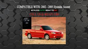 2002 hyundai accent battery how to replace hyundai accent key fob battery 2002 2003 2004 2005