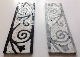 Bathroom Tile Border Ideas Colors Tile Borders For Bathrooms With Black Color Home Interior U0026 Exterior