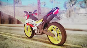 honda 150r honda sonic 150r anticacing for gta san andreas