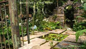 beautiful small space garden design how to create the illusion of