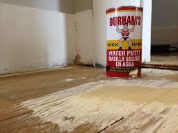 how to paint a damaged wood floor rehab dorks
