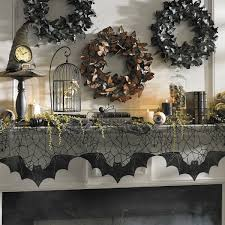Black Halloween Wreath Paper Bats Halloween Wreath The Green Head