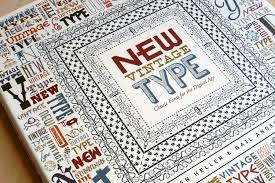 Or Books A New Type Book Suggestion New Vintage Type Classic Fonts For The Digital Age