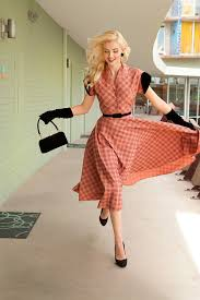 beautiful fashion fashion with retro fashion style dresses with