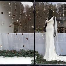 display wedding dress twelve window displays in bath wedding dress shop