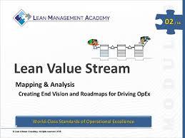 vsm lean value stream intro