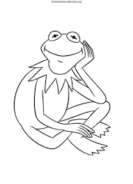 muppets rizzo coloring pages youtuf com