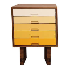 Yellow Side Table Uk Buy Fusion Living Scandi Style Walnut And Yellow Side Table