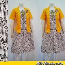 desain baju kekinian jual desain baju batik wanita sasmita halo batik tokopedia