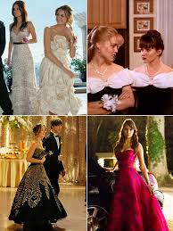 the 10 best tv prom dresses characters who slayed in glam gowns