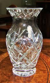 dining room waterford crystal vase waterford patterns