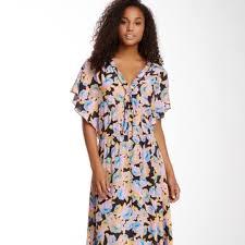 ella moss 72 ella moss dresses skirts nwot ella moss floral silk