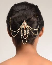 hair accessories for indian weddings indian wedding hairstyles fashion trends 2018 2019 for bridals