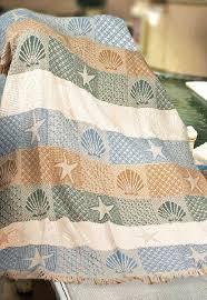 Starfish Home Decor Amazon Com Throw Blankets