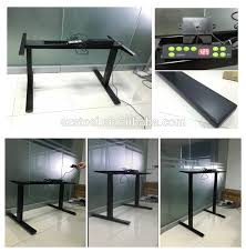 motorized sit stand desk 2016 new type uplift desk motorized adjustable table sit stand