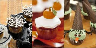 Easy Halloween Cupcake Decorations Diy Halloween Decorations Home Decor And Decorating Ideas 3 Ways