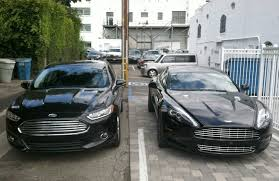 hyundai genesis vs ford fusion swagger jacked 2013 ford fusion gets an aston martin facelift