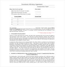 investment contract agreement personal investment contract